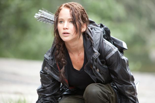 The Hunger Games Movie Still 1