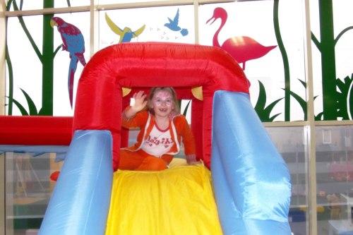 отзыв детский клуб попугай чик батут для детей