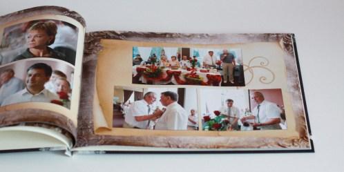 фотокнига для папы на день рождения