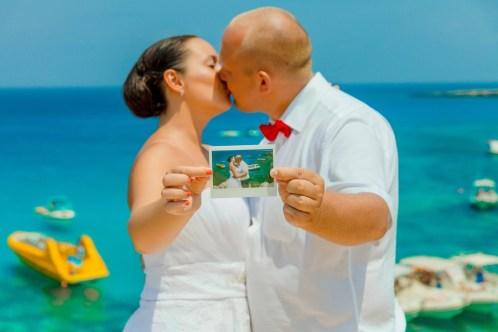 любовь на кипре свадьба молодожены жених невеста