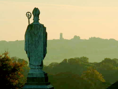 statue-of-saint-patrick