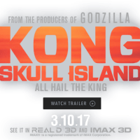 Watch Kong Skull Island London film premiere live stream 6.30pm