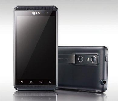 Отзыв о смартфоне LG Optimus 3D