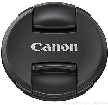 Canon E 77 II 77mm Lens Cap
