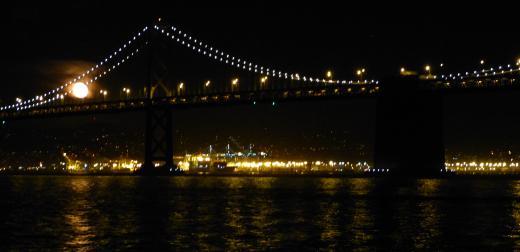 OOW 2012:<BR>Under the Bridge ;-)