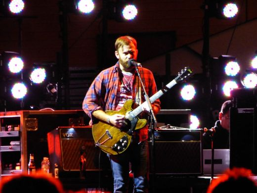 OOW 2012:<BR>Kings of Leon & Pearl Jam - Appreciation Event