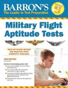 Barrons Military Flight Aptitude Tests