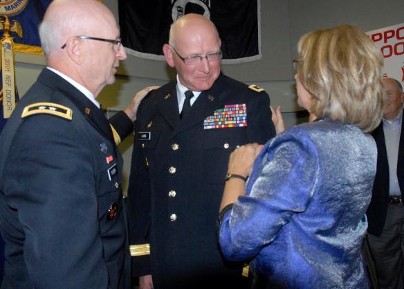 Maj. Gen. Jerry Lang