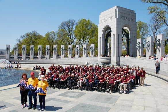 WWII and Korean War Veterans Honor Flight