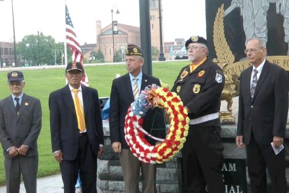 D-Day and the Vietnamese Veterans Memorial