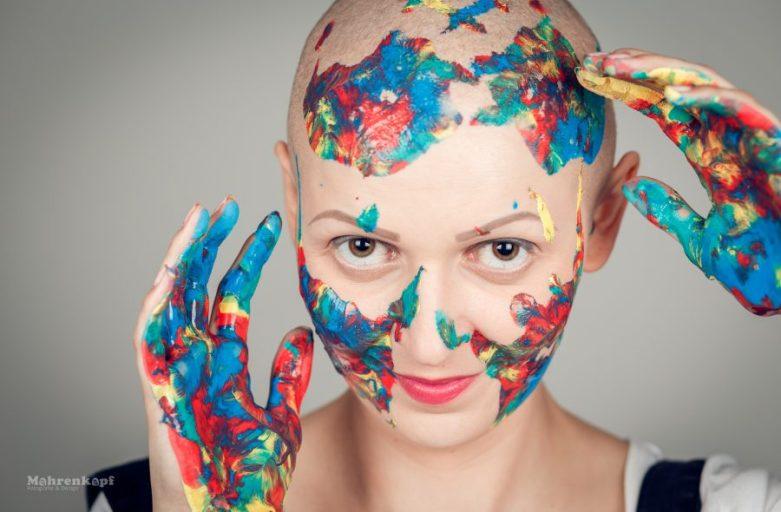 — Das Leben ist voller Farben —