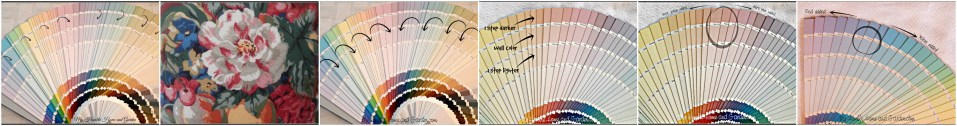 Foolproof Way to Choose Paint Colors For Your Home? on MyHumbleHomeandGarden.com