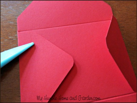 Designer Envelopes - Easy DIY on MyHumbleHomeandGarden.com