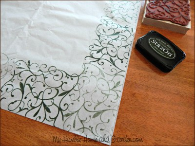 Frustrated Where Is The Decorative Tissue Paper You Need