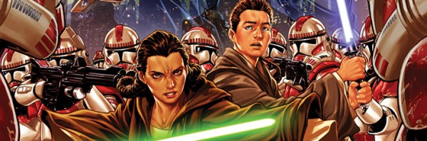 Star Wars Kanan The Last Padawan #1