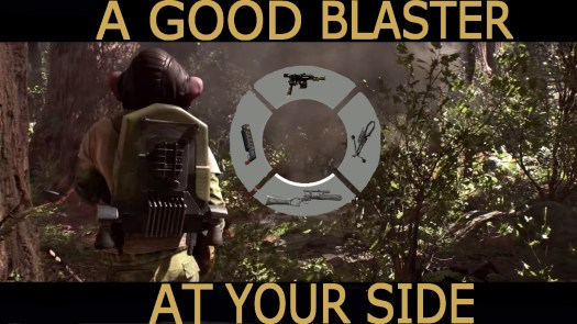 A Good Blaster At Your Side: The Future of Star Wars Gaming (Part 3)