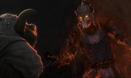 Bane and Yoda
