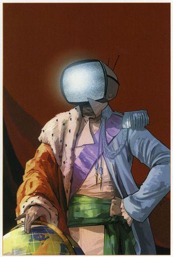 Prince Robot IV from Saga