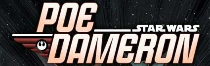 Poe Dameron Comic Logo