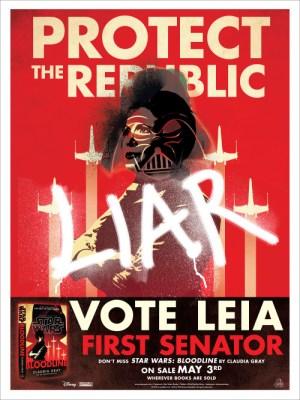 Bloodline Propaganda Poster 2