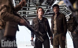 Jyn and Cassian Ship