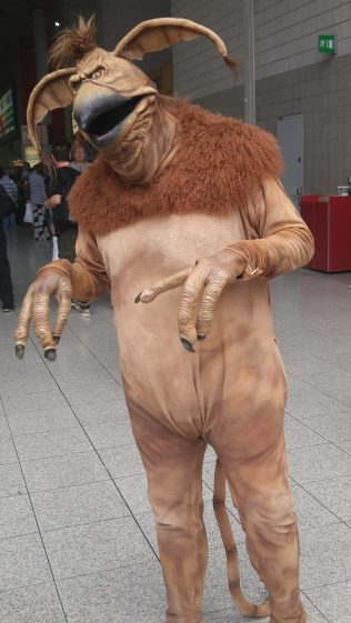 Giant Salacious Crumb (RUN AWAY!)