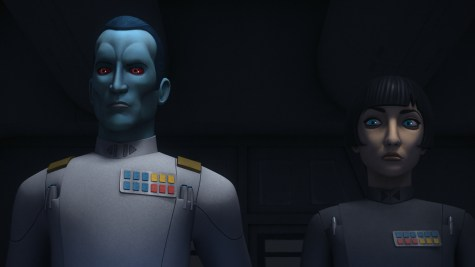 Steps Into Shadow Thrawn and Pryce