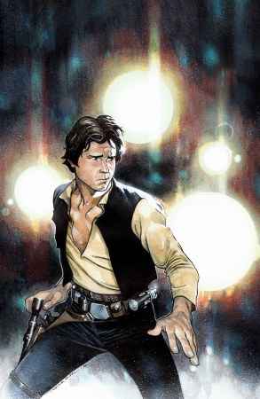 Han Solo 4 Full Cover