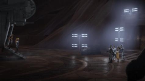 Star Wars Rebels Season Three Hera's Heroes