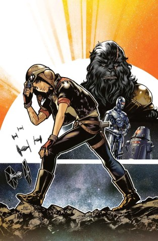 Doctor Aphra 3 Full Cover