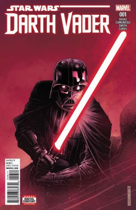 Darth Vader Dark Lord of the Sith 1