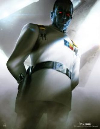 Thrawn Poster (Barnes and Noble Exclusive)