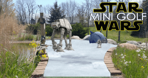 Mynock Manor's Star Wars Mini Golf Ideas