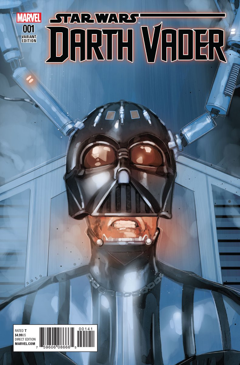 Canon Comic Review Darth Vader Dark Lord Of The Sith 1 Mynock Manor