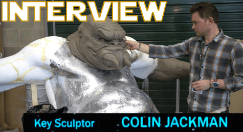 Colin Jackman Interview