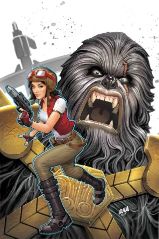 Doctor Aphra Annual #1 (David Nakayama cover)