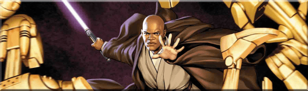 Jedi of the Republic - Mace Windu #1