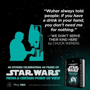 12 We Don't Serve Their Kind Here by Chuck Wendig