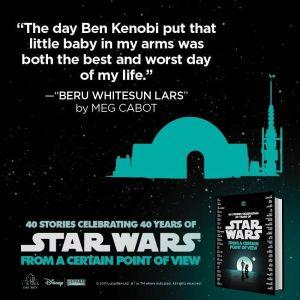 9 Beru Whitesun Lars by Meg Cabot
