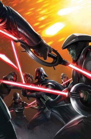 Darth Vader Dark Lord of the Sith 7