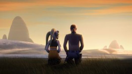 Star Wars Rebels Kindred