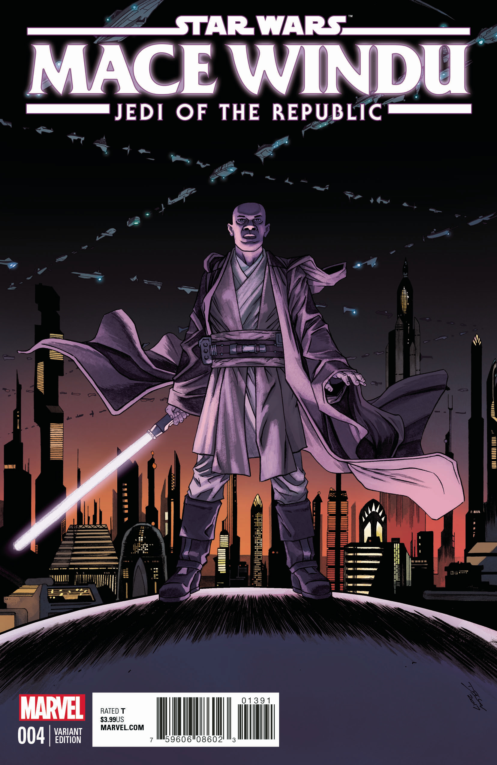 Jedi of the Republic Star Wars Mace Windu