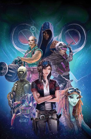 Doctor Aphra 15 Full Cover