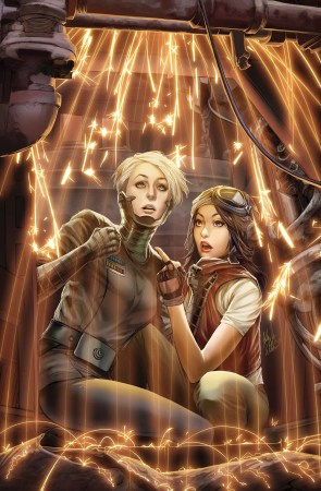 Doctor Aphra 16 Full Cover