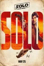 Han's Solo Teaser Poster