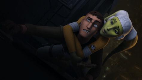 Star Wars Rebels Jedi Night