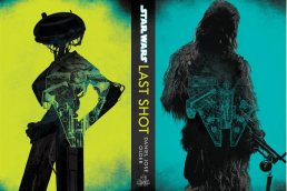 The Last Shot Chewie and L3-37 Cover