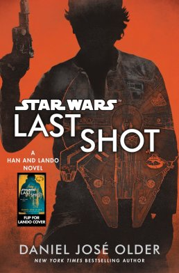 The Last Shot Han Cover