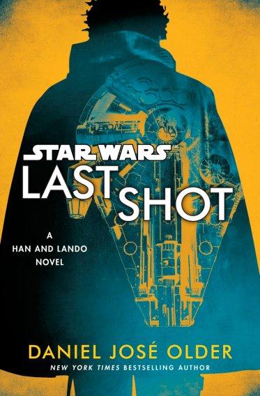 The Last Shot Lando Cover
