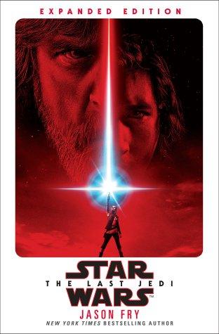 The Last Jedi Novelization Cover